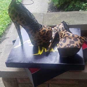 6.5 leopard printed